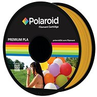 Polaroid 1.75mm Premium PLA filament 1kg - zlatá - Filament