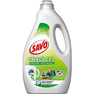 SAVO Barevné i bílé prádlo 2,5 l (50 praní) - Prací gel