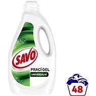 Savo Chlorine-Free Universal Washing Gel for Colours and Whites 50 Washings - Gel Detergent