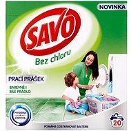 SAVO barevné i bílé 1,4 kg (20 praní)