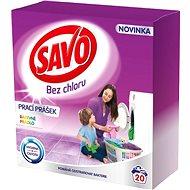 SAVO barevné prádlo 1,4 kg (20 praní)