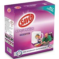 SAVO barevné prádlo 3,5 kg (50 praní) - Prací prášek