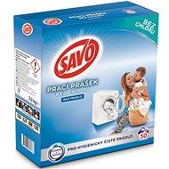 Savo Chlorine-Free White Laundry Detergent for Whites 50 Washings - Detergent