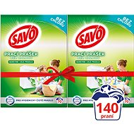 SAVO colour and white 2 × 5 kg (140 washes)