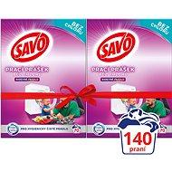 SAVO coloured laundry 2 × 5 kg (140 washes)