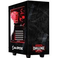 Alza GameBox RTX2070 PLAYzone Black Edition - Gaming PC