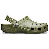 CROCS Classic Army Green - Pantofle