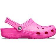 CROCS Classic Electric Pink - Pantofle