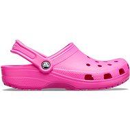CROCS Classic Electric Pink, vel. 42-43 - Pantofle