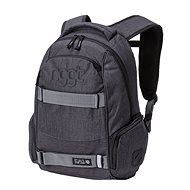 Nugget Bradley 3 Backpack Heather Charcoal