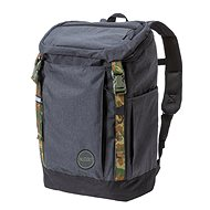Nugget Mesmer 2 Backpack Heather Charcoal/Black