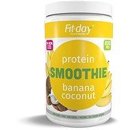 Fit-day Smoothie banán-kokos 600g - Smoothie