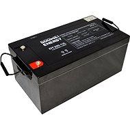 GOOWEI ENERGY OTL250-12, baterie 12V, 250Ah, DEEP CYCLE - Trakční baterie