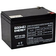 GOOWEI ENERGY OTL14-12, baterie 12V, 14Ah, DEEP CYCLE - Trakční baterie