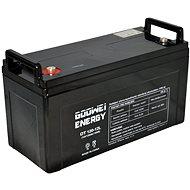 GOOWEI ENERGY OTL120-12, baterie 12V, 120Ah, DEEP CYCLE - Trakční baterie