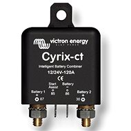 Victron Cyrix-ct 12-24V 120A Battery Interconnect - Voltage Stabiliser