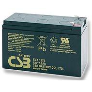 CSB EVX1272, baterie 12V, 7,2Ah