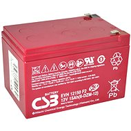 CSB EVH12150, 12V, 15Ah battery - Traction battery