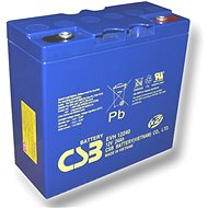 CSB EVH12240, 12V, 24Ah battery - Traction battery
