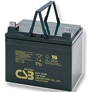CSB EVH12390, baterie 12V, 39Ah - Trakční baterie