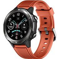 WowME Roundsport oranžové - Chytré hodinky