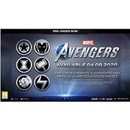Marvels Avengers - odznaky - Dárek