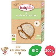 BABYBIO rýžová BIO kaše 200 g - Nemléčná kaše
