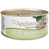Applaws konzerva Kitten jemné kuře pro koťata 70 g - Příspěvěk pro útulek