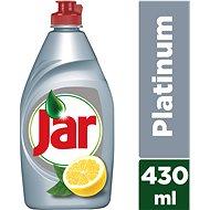 JAR Platinum Lemon&Lime 430 ml - Prostředek na nádobí