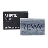 ZEW FOR MEN Aseptické mýdlo s koloidním stříbrem 85 g - Tuhé mýdlo