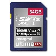 Integral SDXC 64GB Ultima Pro - Paměťová karta