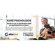 Kurz psichologie.cz - Voucher - online kurz psychologie pro spokojený život se psem