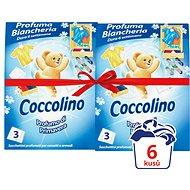 COCCOLINO Primavera vůně do skříně 2 × 3 ks - Vůně do skříně