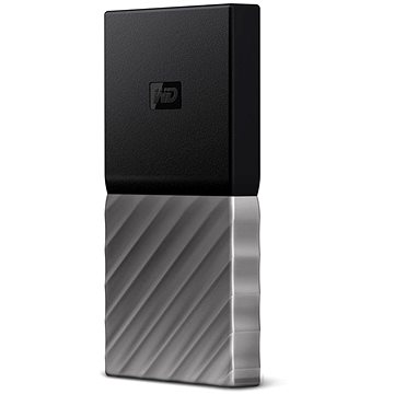 WD My Passport SSD 256GB Silver/Black