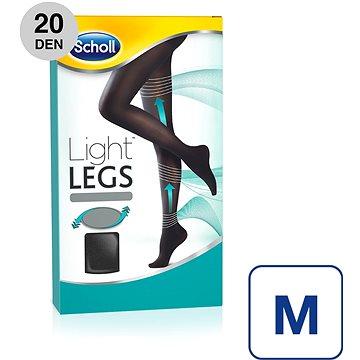 SCHOLL Light Legs 20DEN kompresní punčochové kalhoty černé M