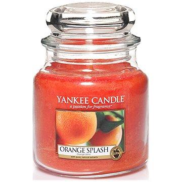 YANKEE CANDLE Classic střední 411 g Orange Splash