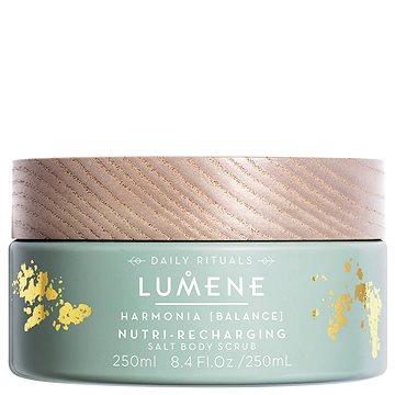 LUMENE Harmonia Nutri-Recharging Salt Body Scrub 250 ml