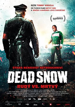 Dead Snow: Rudý vs. Mrtvý