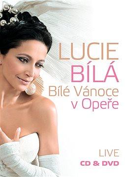 Bílé Vánoce Lucie Bílé v Opeře
