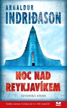 Noc nad Reykjavíkem
