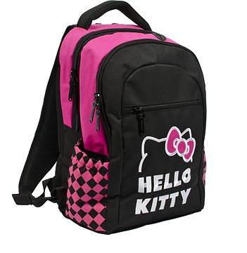 SOFT Hello Kitty Iconic - Školní batoh  488a6a877d