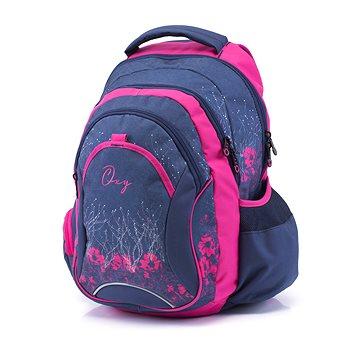 7697142842 Karton P+P Oxy Fashion Pink Flowers - Dětský batoh