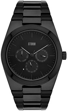 STORM Zentrek Black 47243 BK - Pánské hodinky  9604bcffeb
