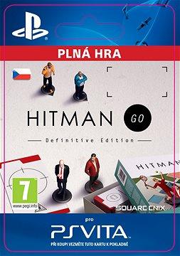Hitman GO: Definitive Edition- PS Vita CZ Digital