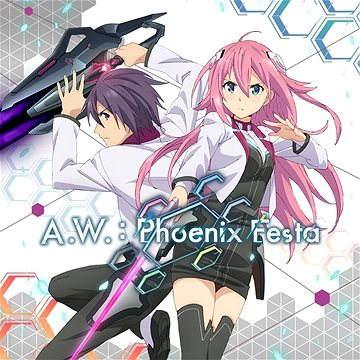 A.W. : PHOENIX FESTA- PS Vita CZ Digital