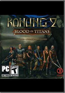 Konung 2: Bloods of Titans