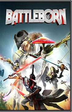 Battleborn + BONUS (PC) DIGITAL
