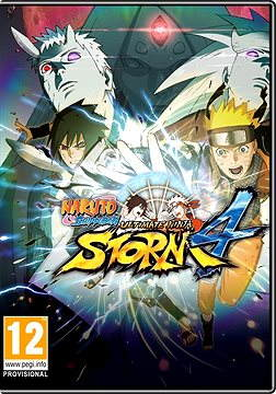 NARUTO SHIPPUDEN: Ultimate Ninja STORM 4 + BONUS (PC)