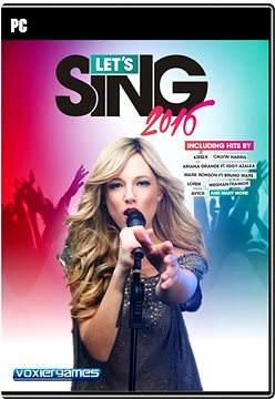 Let's Sing 2016 DIGITAL