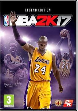 NBA 2K17 Legend Edition + BONUS DIGITAL